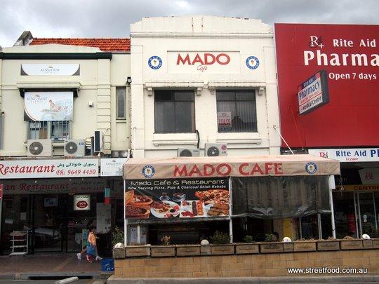 B-Kyu: Mado Cafe ~ Turkish - Aurburn