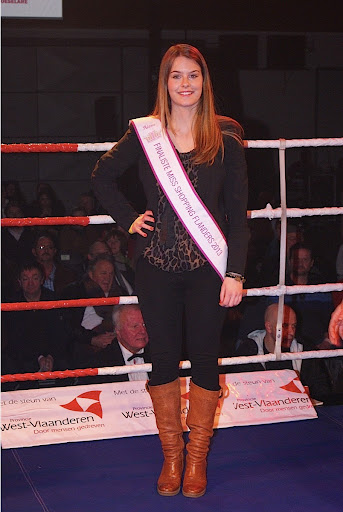 Alana Plancke, finaliste Miss Shopping Flanders 2013