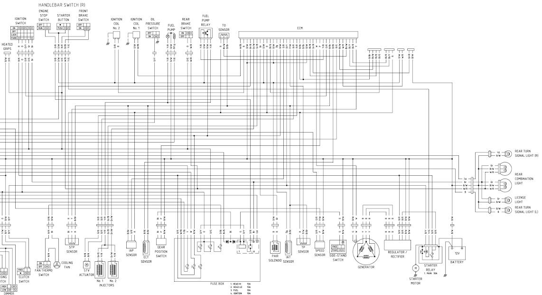 suzuki gladius wiring diagram