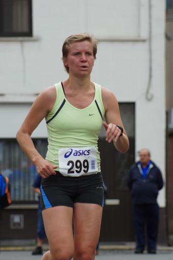 Anouk Martens,3e Krottegemse Corrida, stratenloop