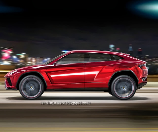 Lamborghini Urus Suv Released In 2017 With Excellent Specs