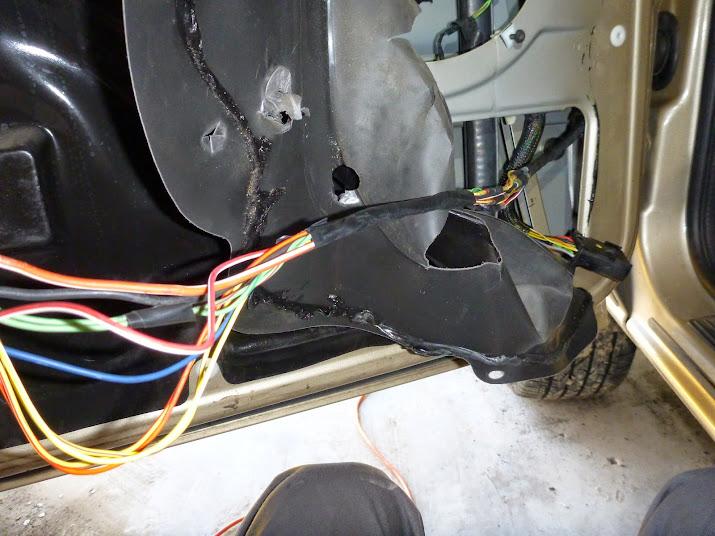 2004 Jeep Grand Cherokee Drivers Door Wiring Schematic