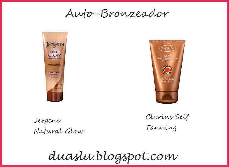 Produtos para o corpo do Allure Choice Awards