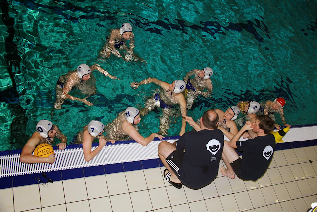 U15 waterpolo Roeselare