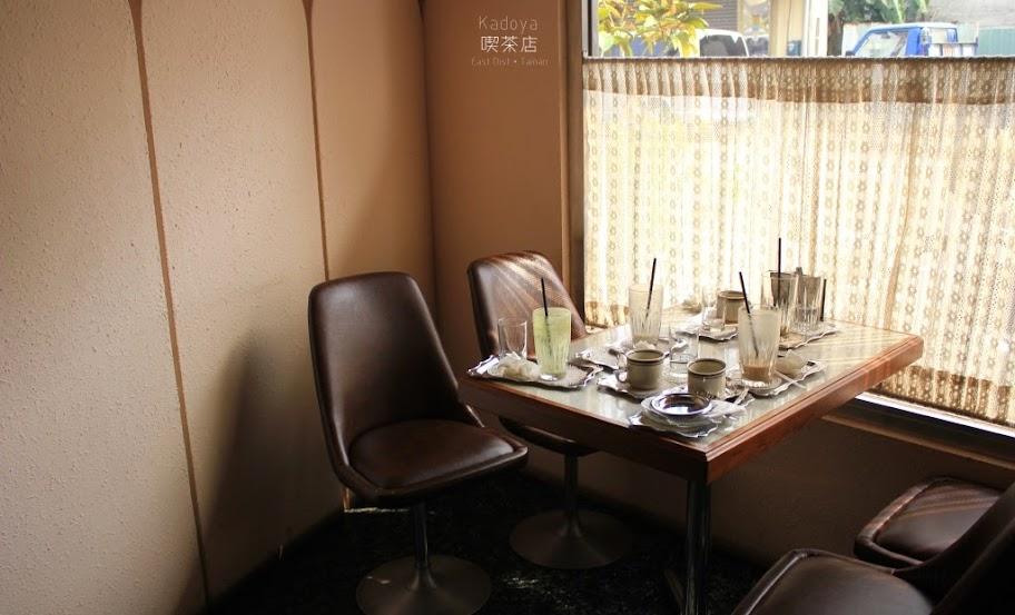 台南東區咖啡,Kadoya喫茶店-3