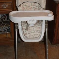 Evenflo Easy Fold High Chair Steelcase Task Want My Kids 39 Stuff Highchair