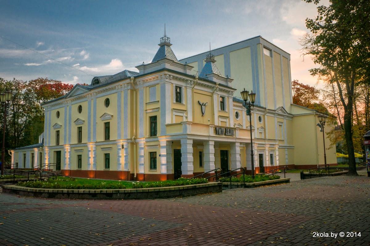 Тэатр Тызенгаўза 1793г