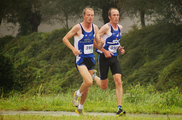 Dries Depoortere en Henk Vandermeersch - Wervikhove Loopt 2013