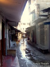 Zanzibar Town street
