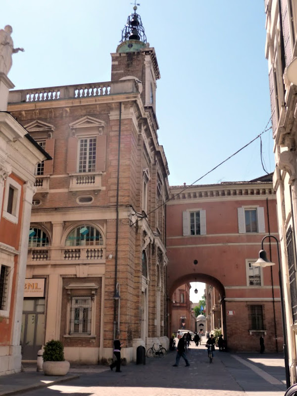 Stadswandeling in Ravenna (Verlof Emilia-Romagna mei 2011) (3/6)