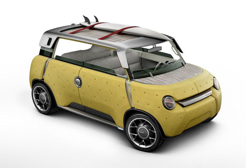 *TOYOTA ME.WE小型遊玩車:電動環保輕巧登場! 2