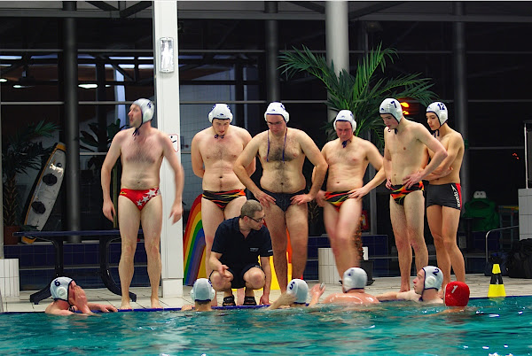 Waterpolo Time-out