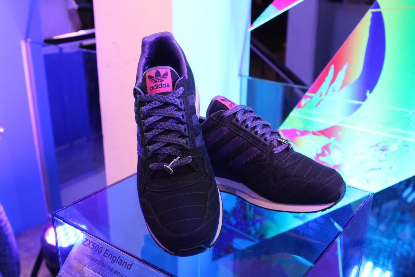 *adidas Unite all Originals:林辰唏、胡宇威與你一起互動 AR CODE(擴增實境)技術! 12
