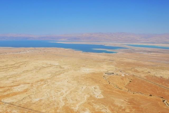 woenstijn-israel