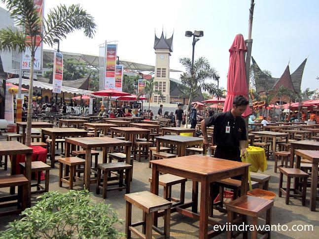 festival kuliner serpong minang nan rancak