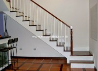 Hardwood Floor Open Tread Landing -- How Should This Look ...