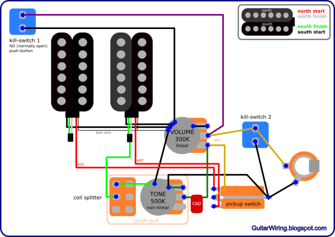 the guitar wiring blog  diagrams and tips buckethead