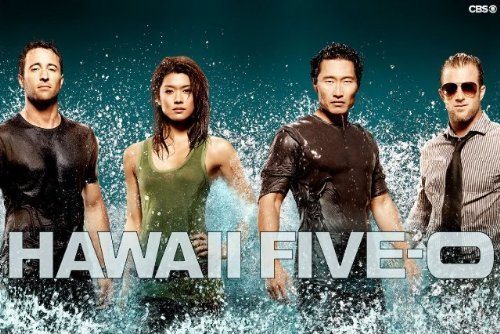 Hawaii-Five-0-promo art, hawaii five o tv show