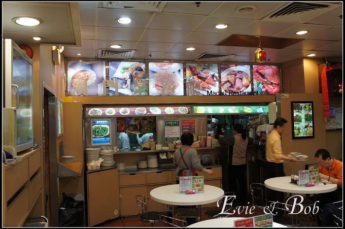香港 美食之旅 Day 2 - 澳門茶餐廳 早餐