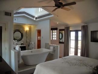 Honeymoon Suite at the Black Dolphin Inn