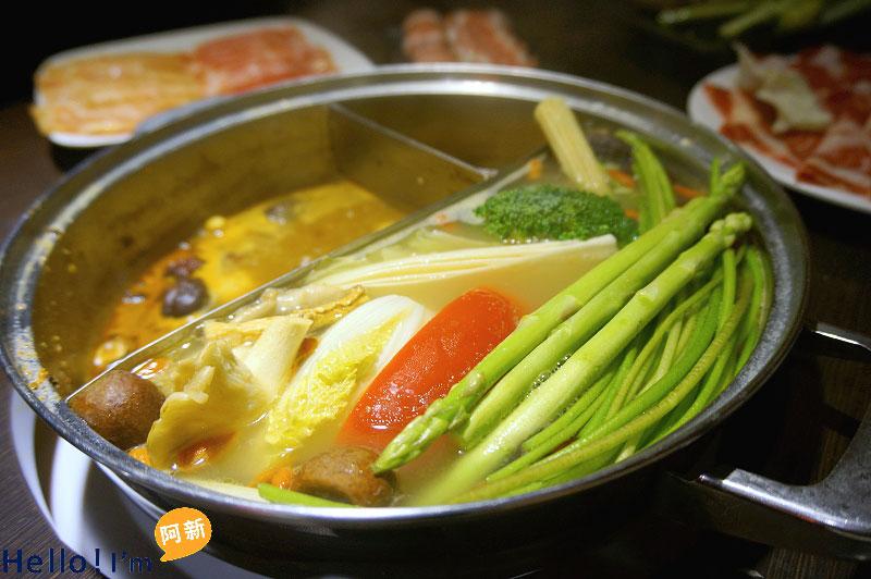 國父紀念館站美食,蒙古紅吃到飽餐廳-4