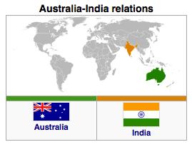 Australia - India Relations
