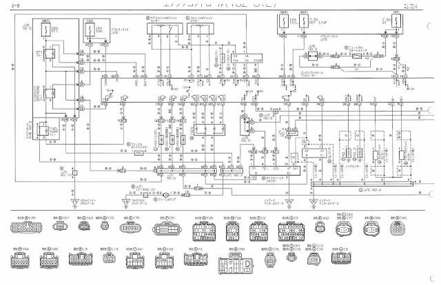 「あだぷ1JZ VVTi 配線。。 Wiring for 1JZ VVTi 」ニーモニックのブログ | ニモの年がら