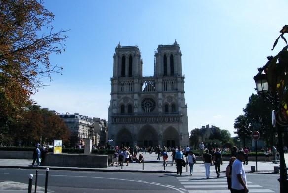 Catedral de Notre Dame, París