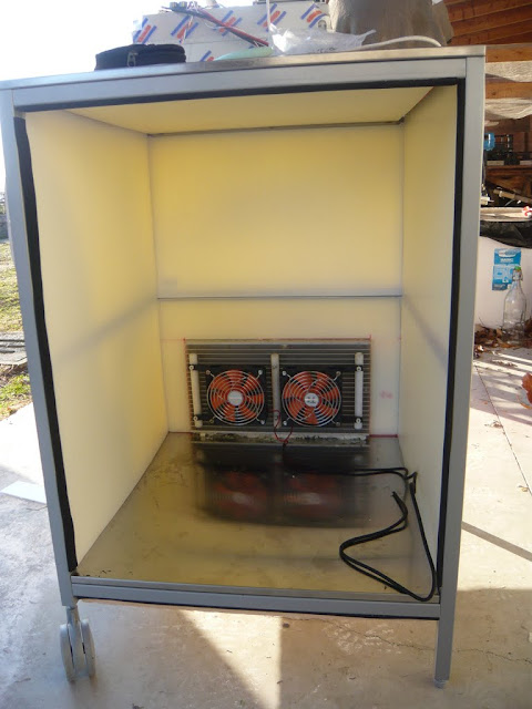 Arduino Controlled CoolingHeating System for Beer Fermentation | Make: