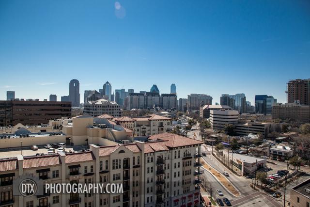 aerial photographer Dallas