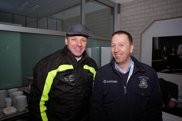 Paul Herygers en Bjorn Leenknegt