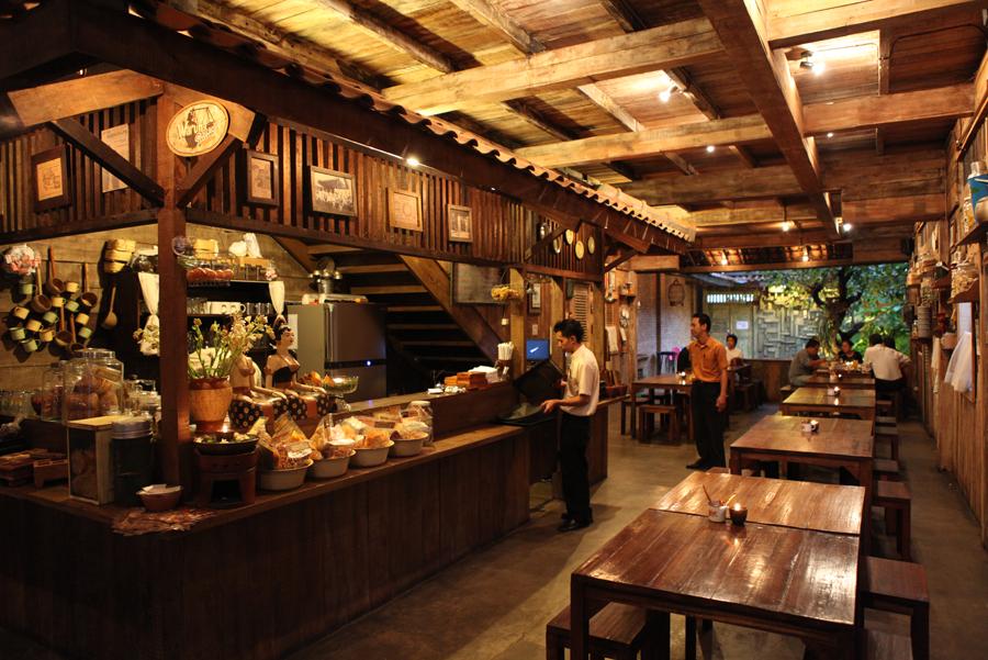 4 Caf di Bandung dengan Desain Interior Klasik  MLDSPOT