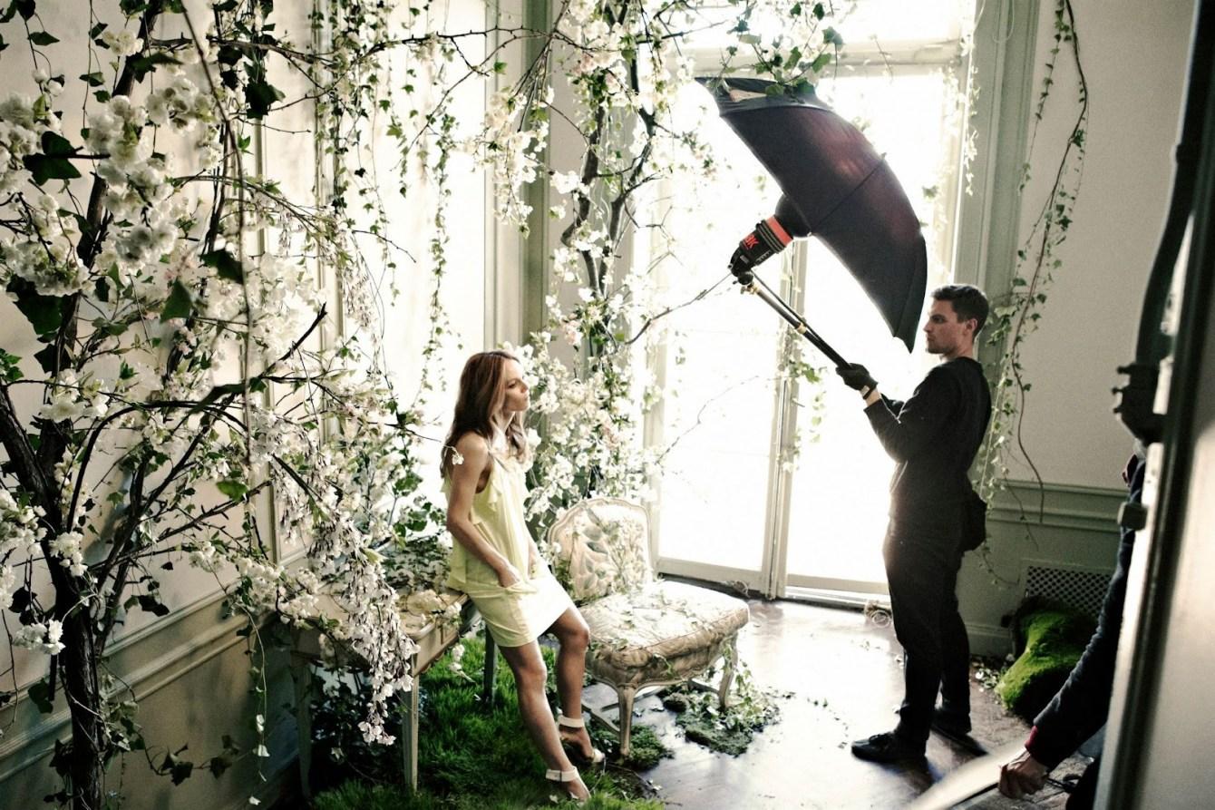 *H&M 新一季Conscious collection:牙縫美人Vanessa Paradis擔綱形象拍攝! 4