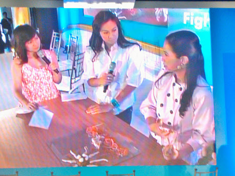 AQIVA Food Talk with Dellamar, Mikee and Chef Jacky Laudico