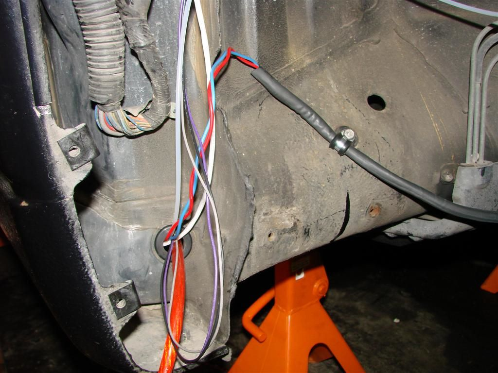 1999 gu patrol stereo wiring diagram shunt trip for elevator amplifier install tip nissan forum forums
