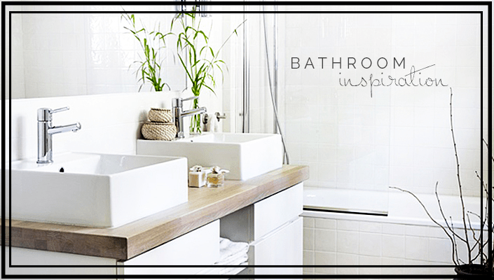 bathroom decor, ideas for decorating a rental, simple and cheap decor, bathroom organisation, home inspiration