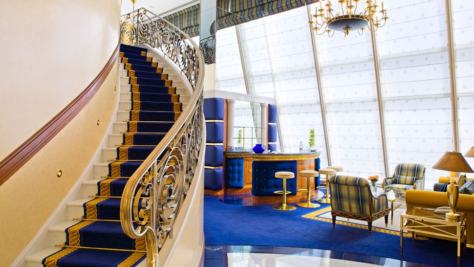 The 3 most interesting hotel in the world Burj Al Arab