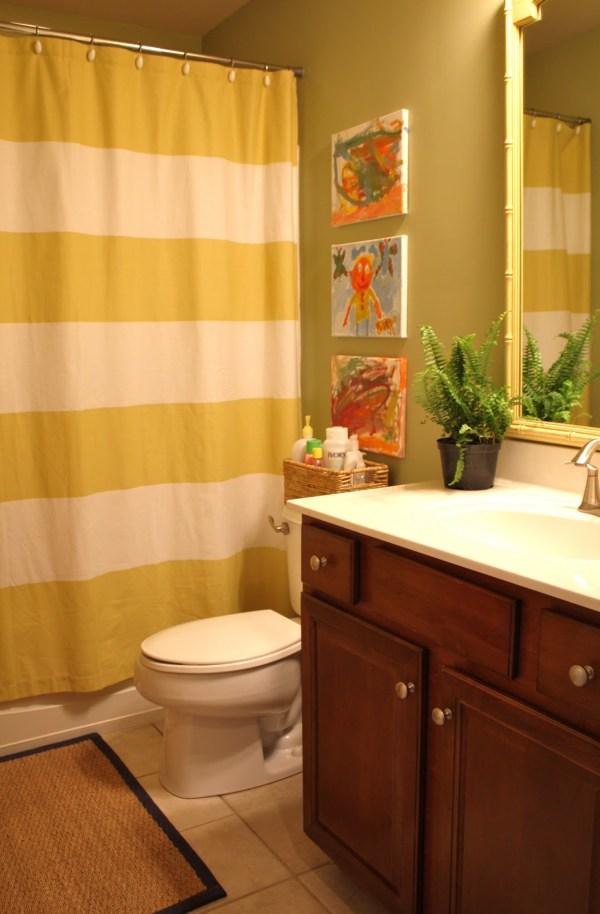 Kids' Bathroom Creating Shared Space - Emily . Clark
