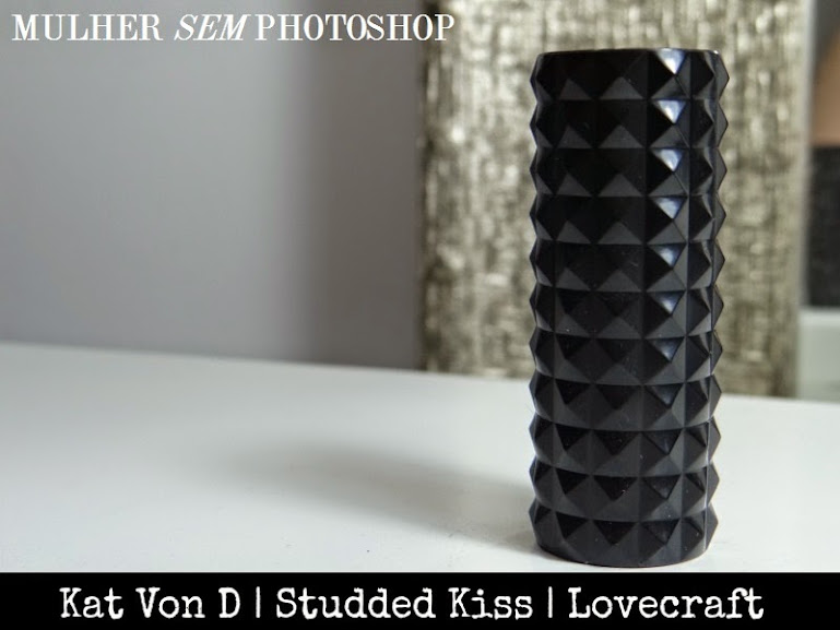Lovecraft, cor ultraclássica do Studded Kiss da Kat Von D