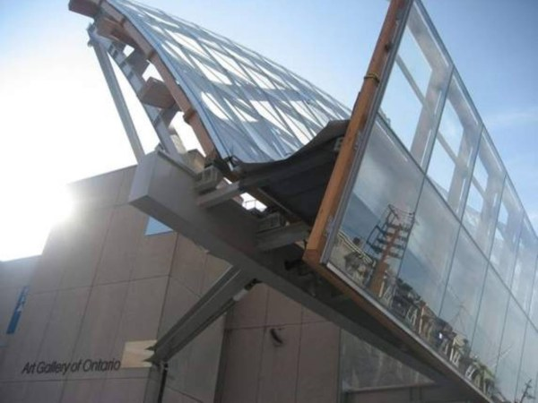 Toronto Ontario Canada Art Of Frank Gehry & Architecture