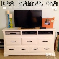 Dresser Entertainment Center