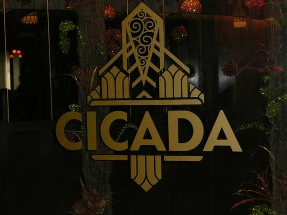 vintage Cicada Club