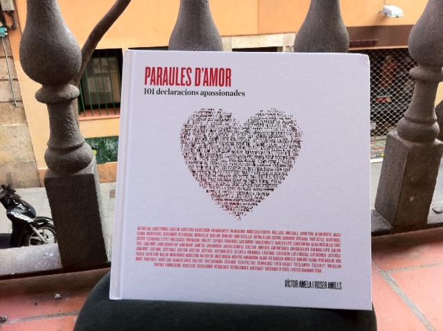 """""""Paraules d'amor"""" ha arribat!!!!"""