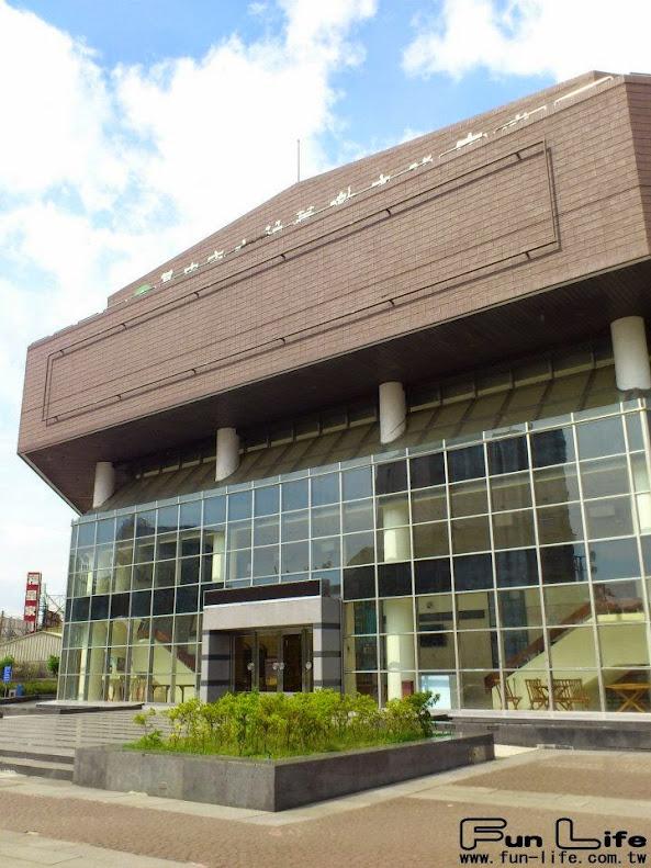 葫蘆墩文化中心-1
