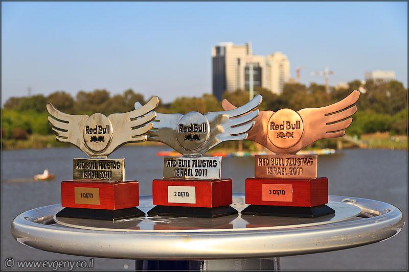 RedBull FlugTag 2011 в Тель Авиве - Часть вторая