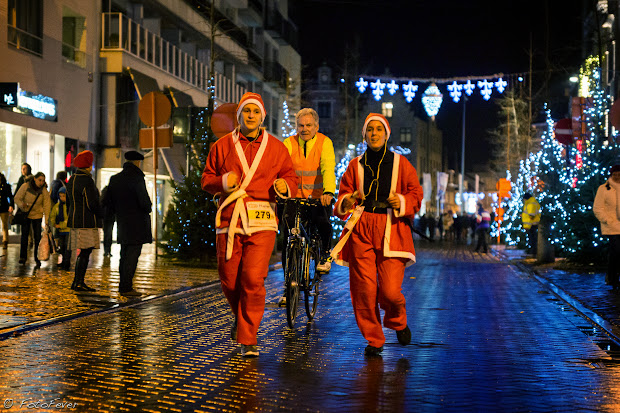 Santa Run Roeselare