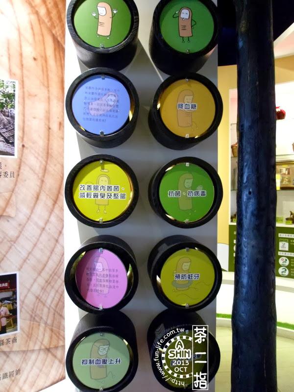 茶葉效用很多耶-茶二指故事館