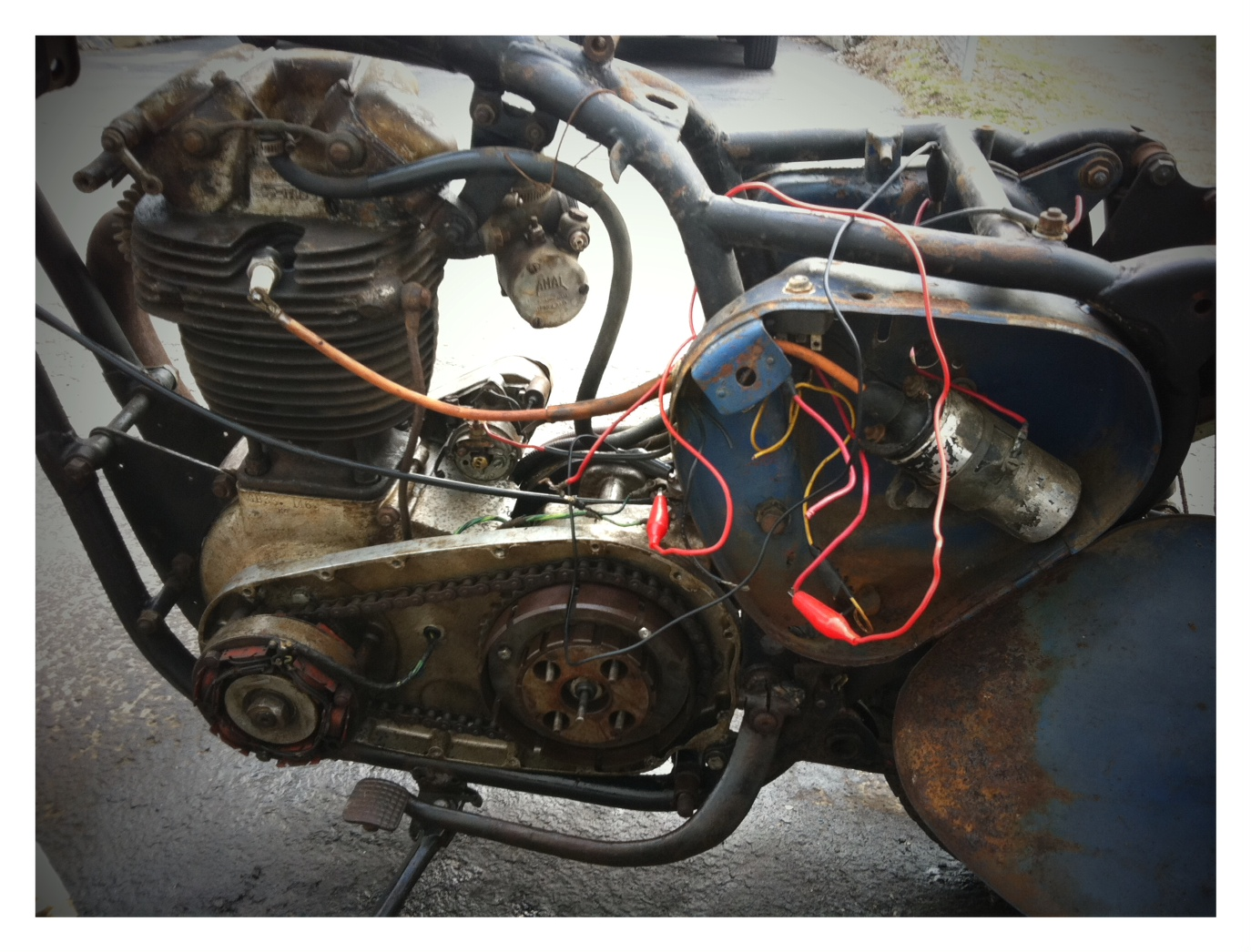 Light Wiring Diagram 3 Wire On Motorcycle Tail Light Wiring Diagram