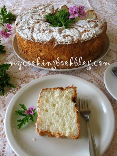 Кекс Ангелска храна или Angel Food Cake