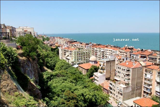 Turkey Tuesday: Der Asansör in Izmir